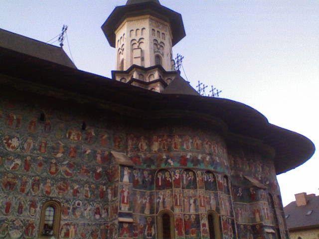 plecat de acasă: O întâmplare de toamnă la Sucevița
