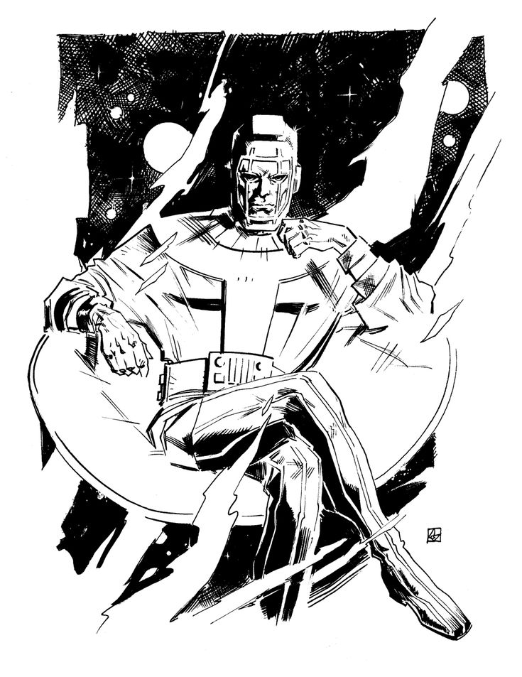 Kang the Conqueror by deankotz on DeviantArt