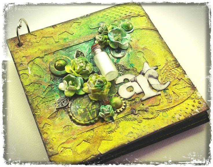 Mini/art journal
