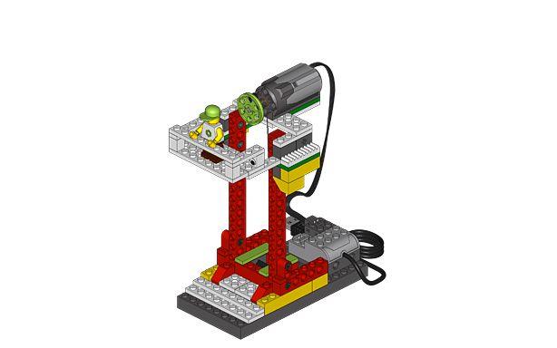 Lego WeDo: rompiendo los límites  |   iDidactic