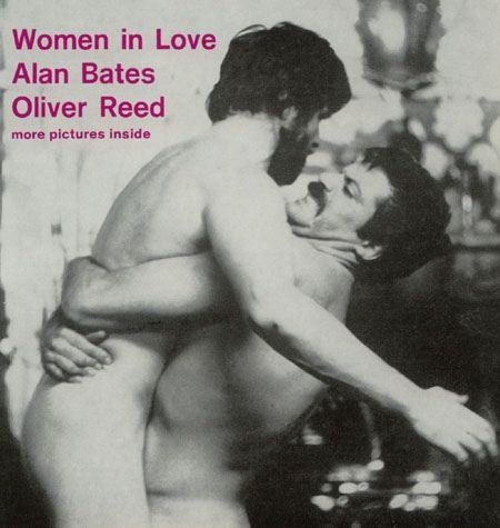 Oliver reed alan bates wrestling casual