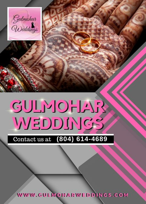At Gulmohar Weddings, we take pride in truly getting to know our clients before starting anything. We will work with you to create the event that you want by assessing your needs, asking relevant questions, and offering insightful suggestions to create the event that you envisioned. Our initial meeting is always complimentary, so feel free to contact us, and we will help you decide which option is best for you.
