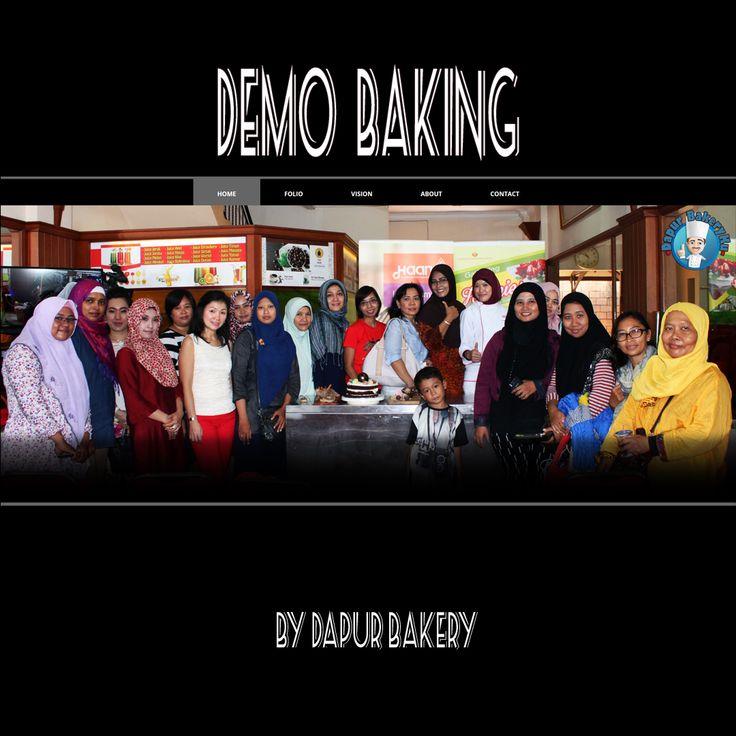 Dapur Bakery adalah sebuah kursus pelatihan cake & bakery. Bergabung bersama kami di Dapur Bakery Education