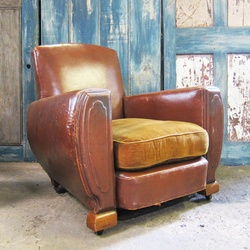 Seating > Art Deco Sofa Arm Chairs Tub Lounge Chairs 1930's Vintage ::  Reclaimed Retro, Reclaimed Furniture, Recycled Refurb & Second Hand  Furniture, ...