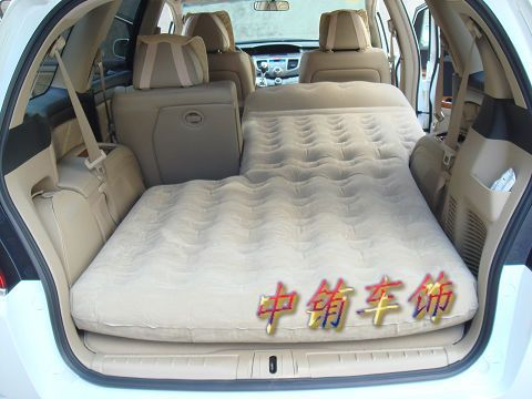 ** Guangzhou Honda Odyssey exclusive travel mattress travel accessories car inflatable bed bed room in the car - Taobao Depot, Taobao Agent