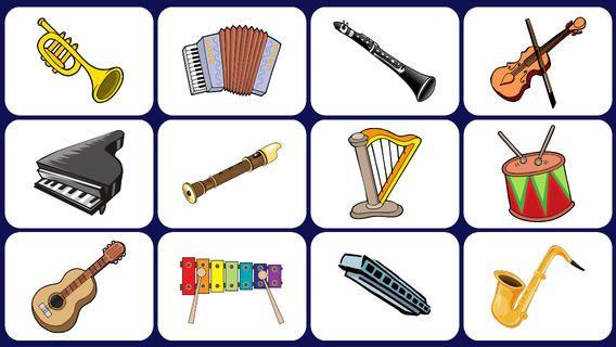 Pin De Antigoni En μουσική Instrumentos Instrumentos Musicales Y