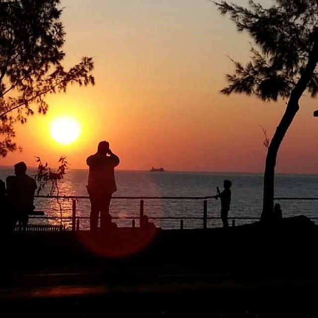 A Top End sunset. Image by @WalkDarwin via Instagram. #walkdarwin