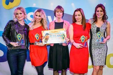 Marianne Thieme heeft Powervrouwen Awards 2014 gewonnen