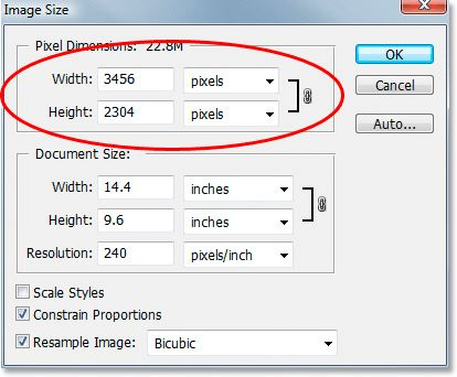 Cropping Photos to specific frame sizes in photoshop