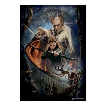 The Hobbit: Desolation of Smaug #the #hobbit #desolation #of #smaug #smaug #desolation #middle #earth #lonely #mountain #erebor #bilbo #baggins #gandlaf #thorin #oakenshield #legolas #greenleaf #legolas #tauriel #thranduil #elrond #kili #the #dwarf #fili #oin #gloin #nori #ori #dori #bombur #bofur #bifur #balin #dwalin #azog #orc #orcs #fimbul #bolg #narzug #warg #wolf #beorn #bard #the #bowman #mirkwood #forest #elven #guards #bless #my #beard #radagast #bain #necromancer #dol #guldur ...