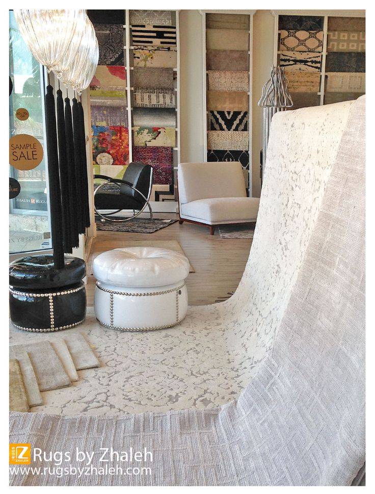 Showcasing White Silver In Our Window This Week Summer Rug Arrivals New Designs