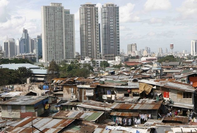 Poverty in the Philippines A huge part of the Philippine