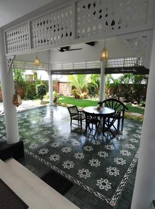 Tile tale: The Athangudi appeal never fades. Photo: K.V. Srinivasan