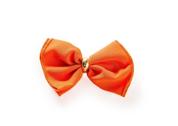 Oranssi huskoriste: rusetti - Cailap #hair #beauty
