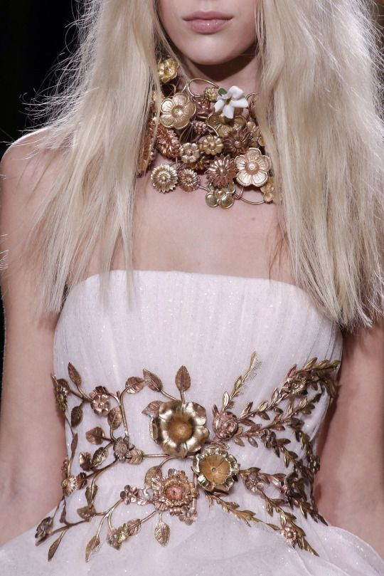 Giambattista and Valli, Spring/Summer 2013 Couture