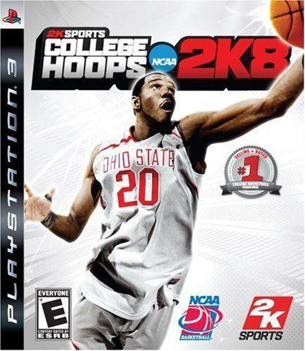 College Hoops Ncaa 2k8 - Version Us