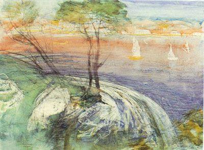 """""""WEB-ARTS - Lloyd Rees """""""