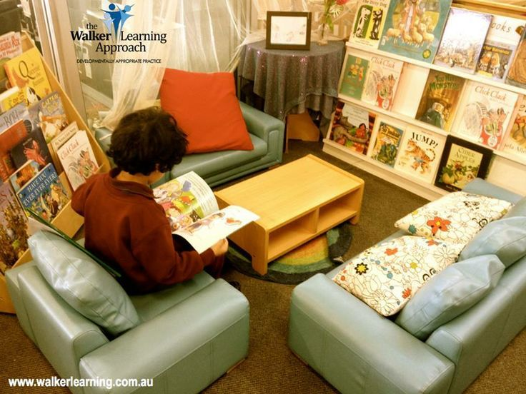 Cozy Reading Corner - Walker Learning Approach: Personalised Learning ≈≈