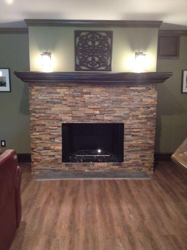 Gas Fireplace tv above gas fireplace : Best 25+ Basement fireplace ideas on Pinterest | Stone fireplaces ...