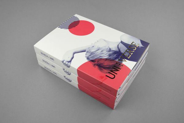 UNI:VERSE 2012 by MOOI design , via Behance
