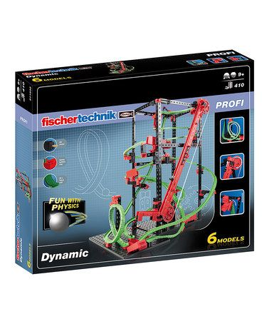 Take a look at this Fun With Physics Obstacle Set by fischertechnik on #zulily today! $110 !!