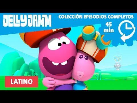 Caricaturas Infantiles. 45 min de Jelly Jamm (EP 69 - 72) Episodios completos en latino - YouTube