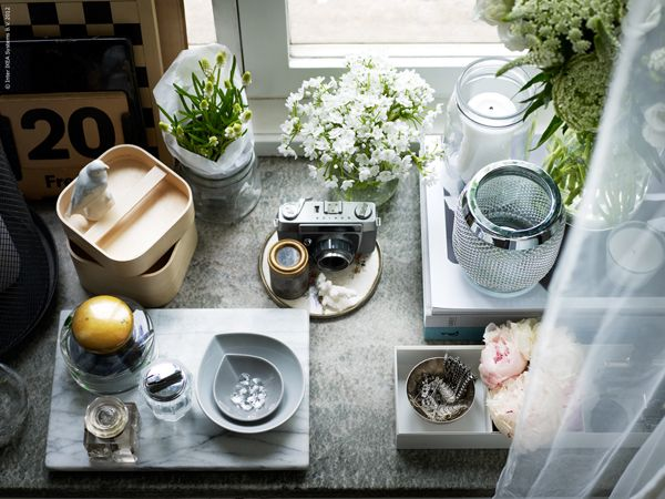 How to style your window ledge
