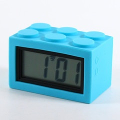 Time Brick Digital Clock | Iko Iko, the most exciting shop for gifts, homewares, accessories and more.