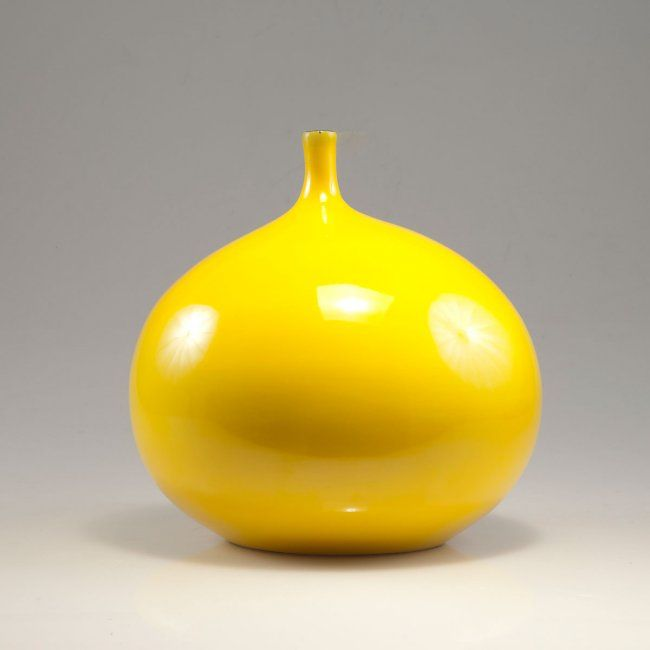Georges Jouve yellow Boule