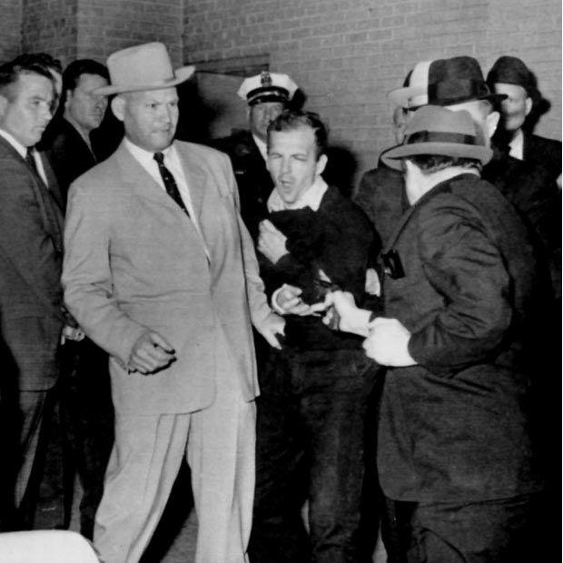 John F Kennedy Mörder