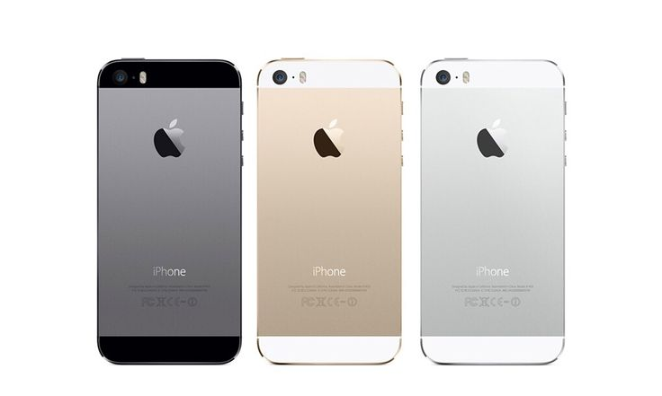 iPhone 5s First released : September 20, 2013