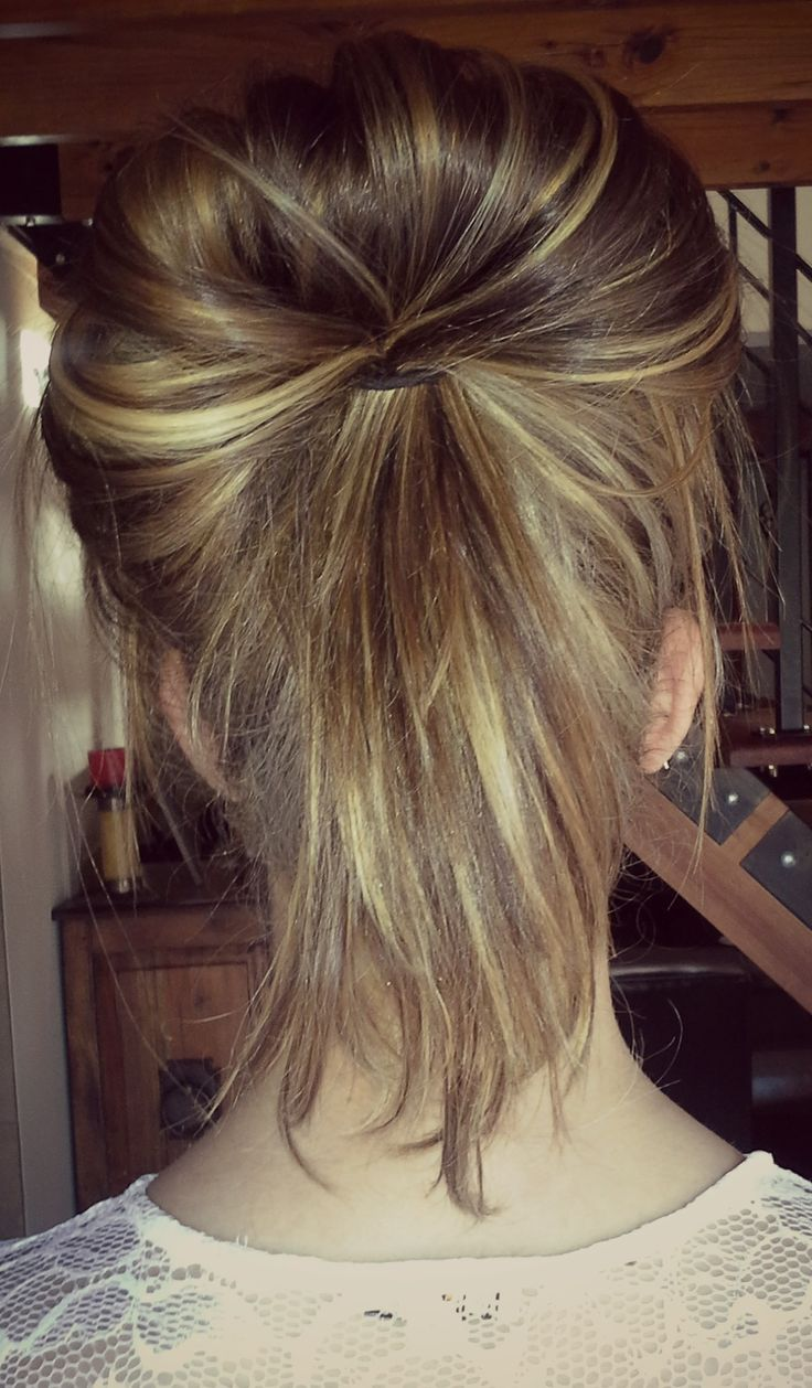 67 best hair highlights images on pinterest hair color strands brown hair with blonde highlights pmusecretfo Choice Image