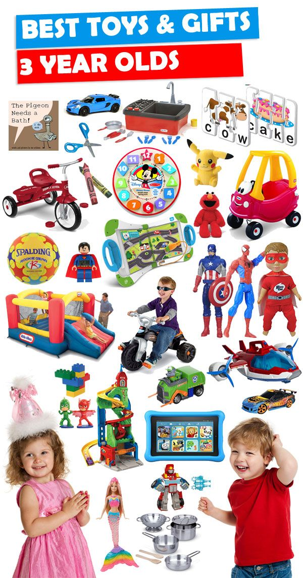 Gifts For 3 Year Olds Best Toys For 2019 Gifts For 3 Year Old Girls 3 Year Old Toys Toddler Boy Gifts