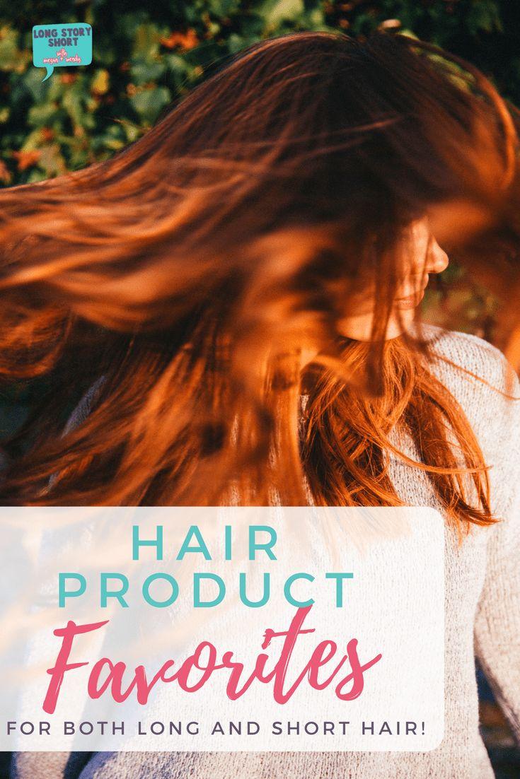 The Best Hair Products for Both Long and Short Hair