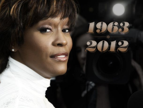 Thanks Whitney for the music, the memories, and the dance of the 80's...