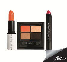 El naranja inunda las colecciones de maquillaje de esta temporada. ¿Te atreves?  #Makeup #Orange #Lips http://tienda.fedco.com.co/Catalogo/marcas/busqueda/Diego%20Dalla%20Palma