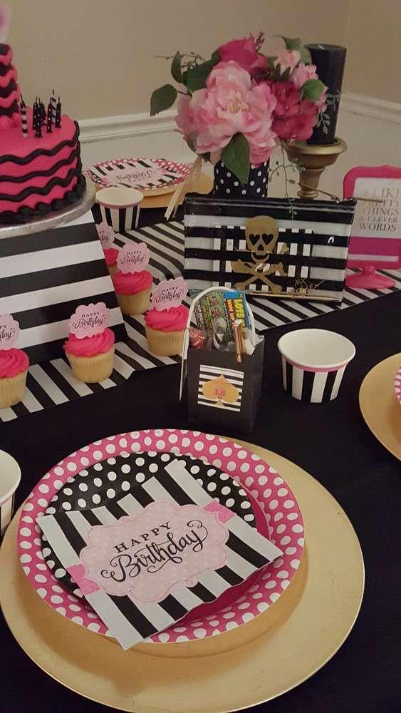 Kate Spade Birthday Party Ideas 148 best