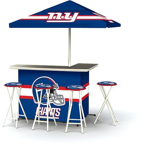 NFL New York Giants Portable Bar   NFLShop.com OMG