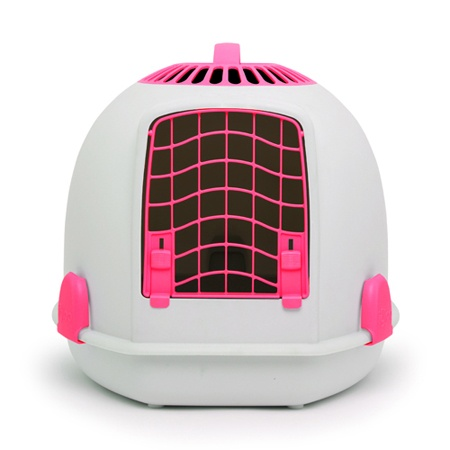 Igloo Combined Pet Loo & Carrier (IP)