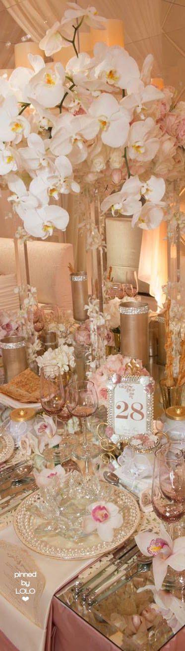 Whimsical Champagne Wedding Inspiration