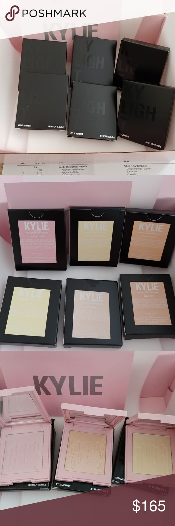 🌟NWT Kylie Cosmetic Kylighter-Bundle NWT Kylie Cosmetic Kylighter-Bundle-Set …   – My Posh Picks