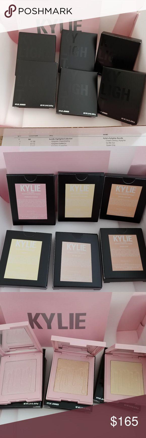 🌟NWT Kylie Cosmetic Kylighter-Bundle NWT Kylie Cosmetic Kylighter-Bundle-Set …   – My Posh Picks