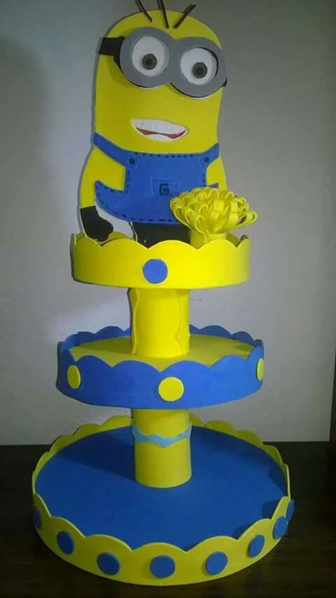 Tip para decorar tu fiesta temática Minions. #fiestadecumpleaños #Minions