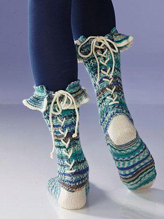 Crazy Socks Journal 008 from Regia  - English Yarns