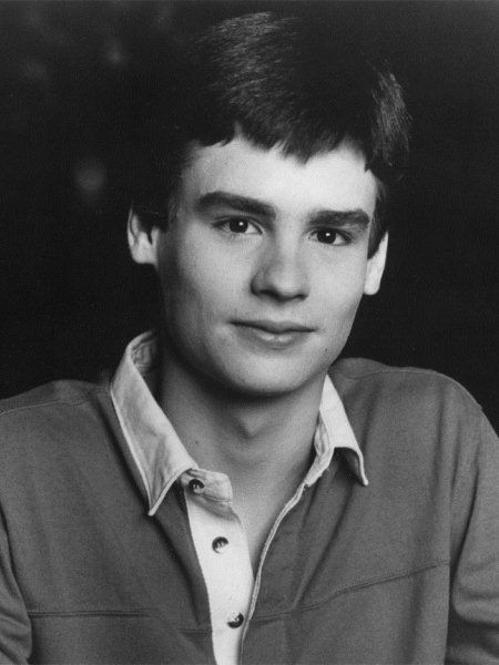 Robert Sean Leonard (Dead Poets Society and House) in his youth