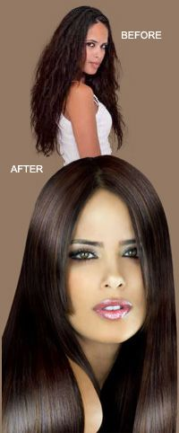 ver dreamed you could have the world's most beautiful hair? Hair Straightening Brisbane Well now you can!  STRAIGHT, SMOOTH & SHINY  Ask me how to get the results you desire: perfect straight hair,glamorous waves or soft curls  Brazilian Keratin Reconstruction  The Brazilian Cacau Keratin treatment is the most innovative and effective professional smoothing treatment in the world!  WHY Brazil Cacau keratin treatment? • Not damaging and no harsh chemicals • No Formaldehyde  RESULTS ARE…