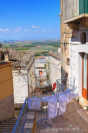 Minervino Murge. Puglia. Italy.