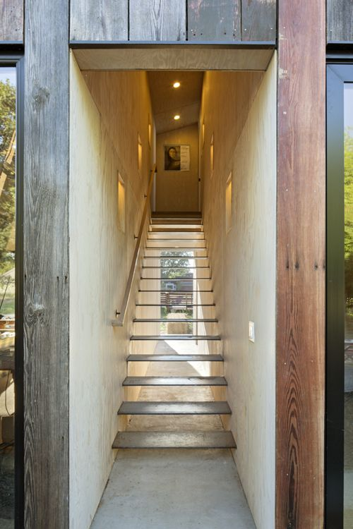 Meier Road 1 | Mork Ulnes Architects; Photo: Bruce Damonte | Archinect