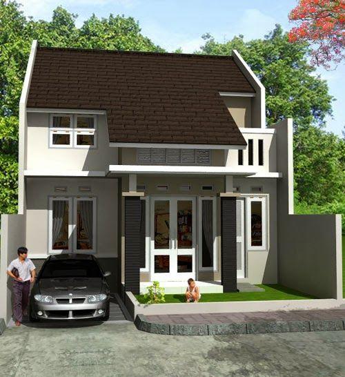 Gambar Model Desain Rumah Sederhana Minimalis http://www.hargarumah.info