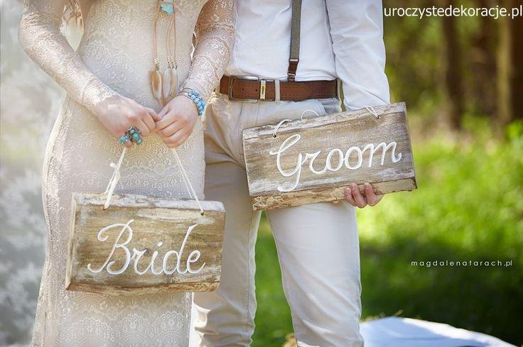 Ślub boho. Boho wedding. Scenografia. www.uroczystedekoracje.pl  Foto. http://www.magdalenatarach.pl/
